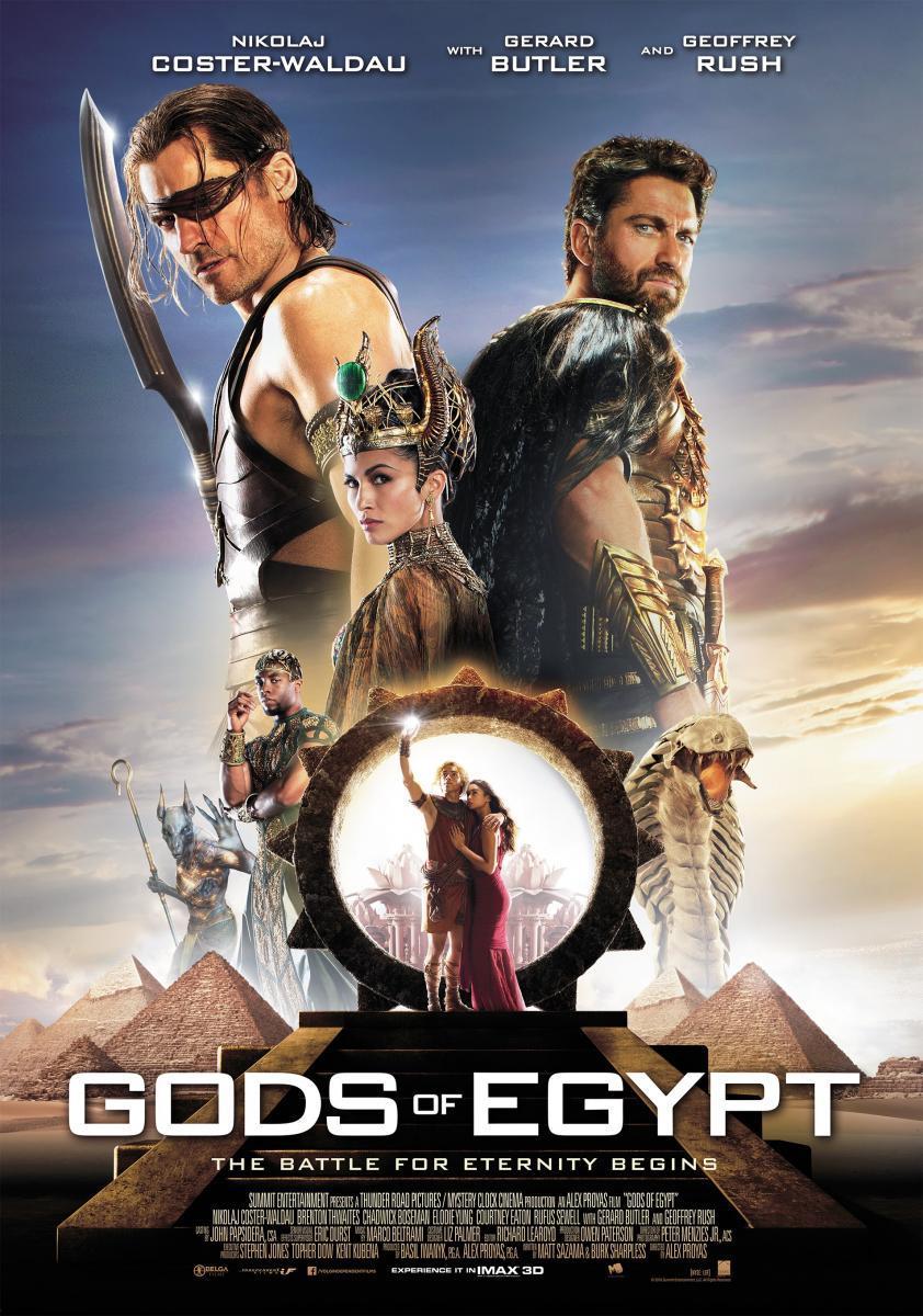Dioses De Egipto 2016 Filmaffinity
