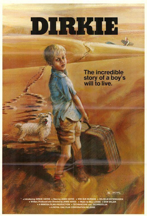 Dirkie Perdido En El Desierto 1969 Filmaffinity