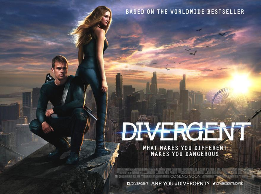 Image gallery for Divergent - FilmAffinity