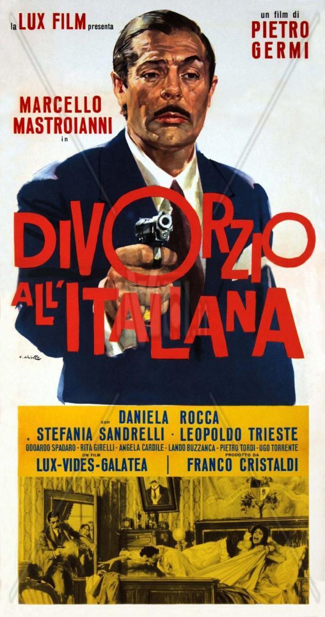 Image Gallery For Divorce Italian Style Filmaffinity