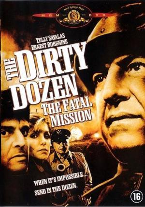 Doce del patíbulo 4: Misión fatal (TV)