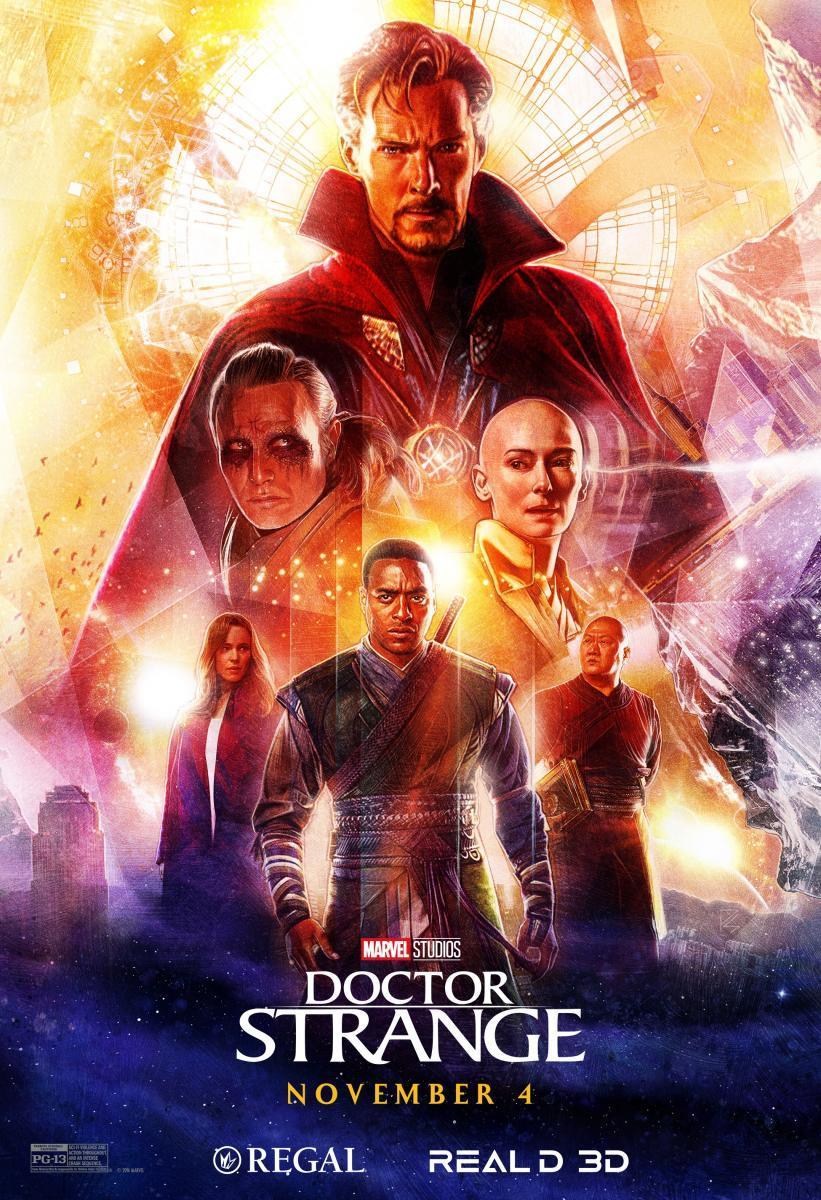 Doctor Strange 2016 Filmaffinity