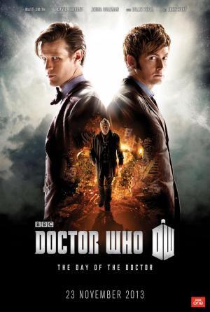 Doctor Who: El día del Doctor (TV)