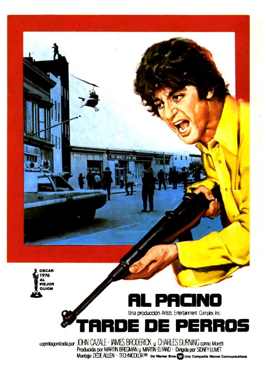 Dog Day Afternoon Based On