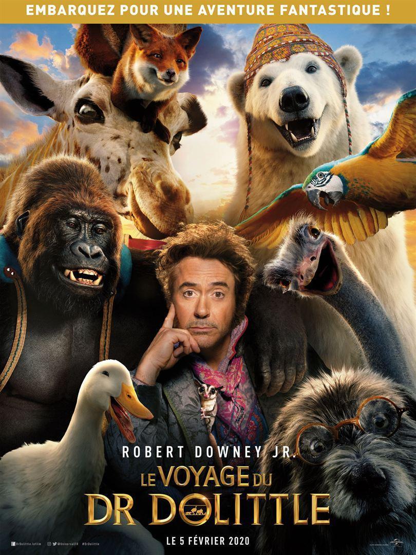 Dolittle 2020 Filmaffinity