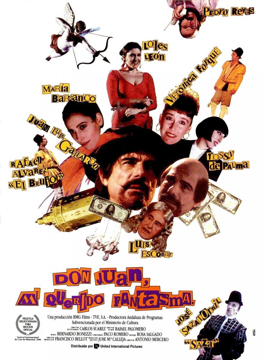 Don Juan, My Love (Don Juan, mi querido fantasma) (1990