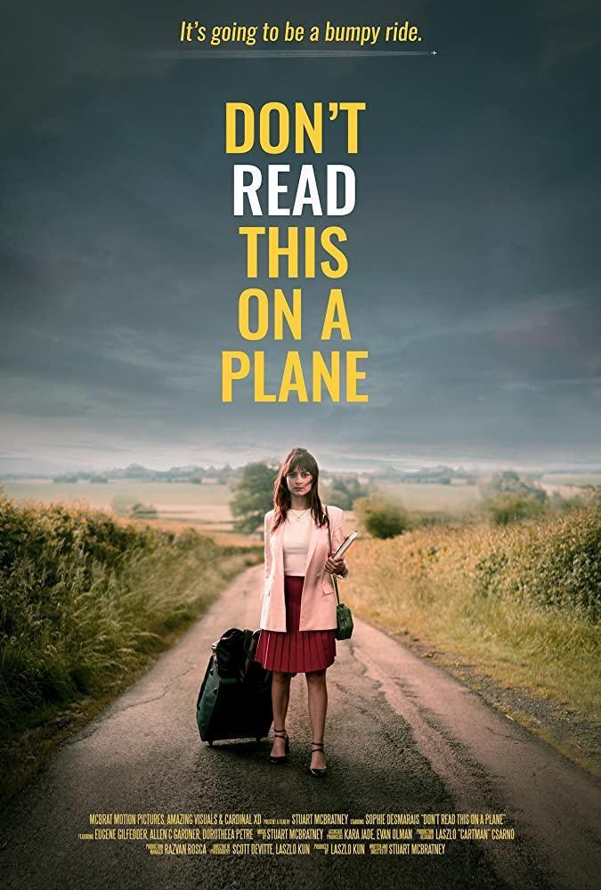 [好雷] 別在飛機上看書 Don't Read This on a Plane (2020 澳洲片