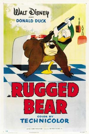 Donald Duck: Rugged Bear (C)