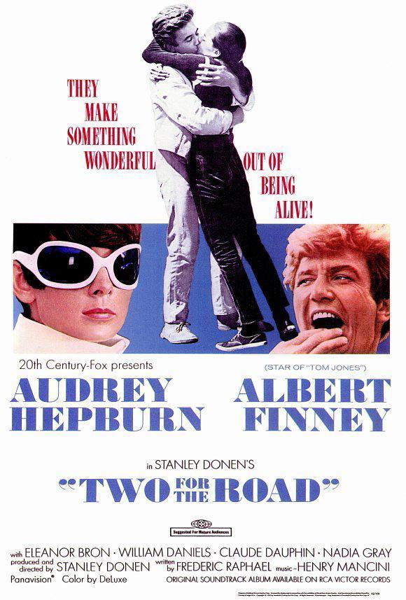 Dos en la carretera (1967) - Filmaffinity