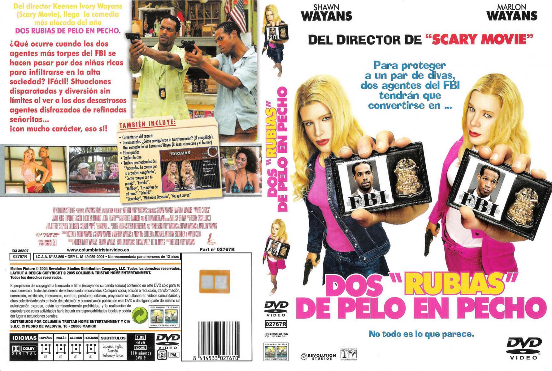 Dos Rubias De Pelo En Pecho 2004 Filmaffinity