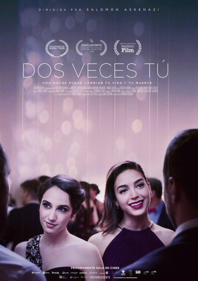 Dos Veces Tu [2018] [DVD Custom] [Latino] Premier FTP