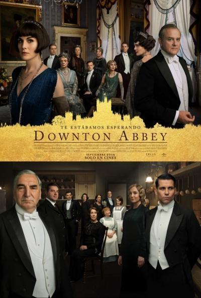 Lecturápolis Downton Abbey Drama 2019
