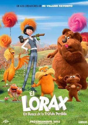 Dr Seuss The Lorax 2012 Filmaffinity