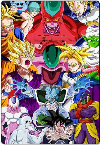 Dragon Ball: Plan para Erradicar a los Super Saiyans - Español Latino