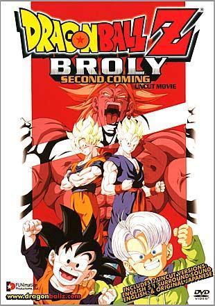 Dragon Ball Z: El Regreso de Broly - Castellano