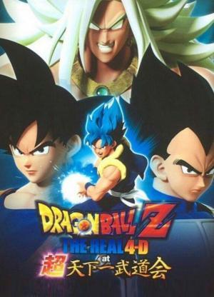 Dragon Ball Z: Super Tenkaichi Budokai (C)