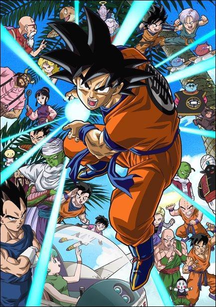 Dragon Ball Z: Vuelven son Goku y sus Amigos - Español Latino