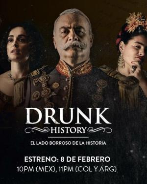 Drunk History: El lado borroso de la historia (Serie de TV)