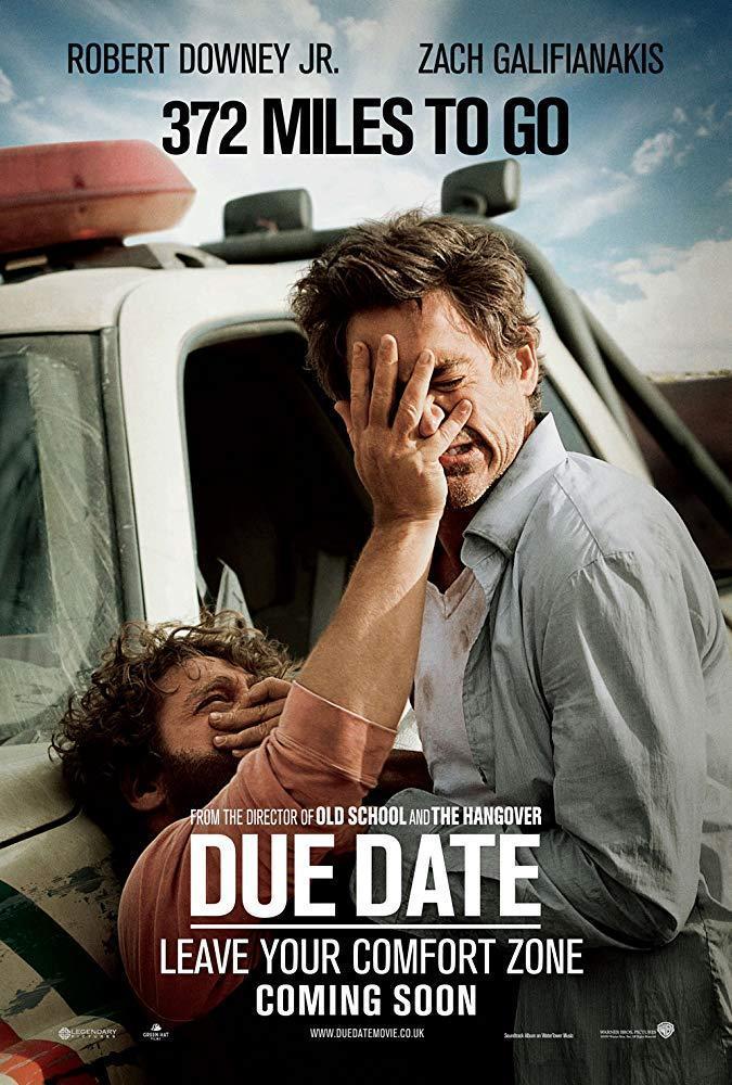 Due Date 2010 Filmaffinity