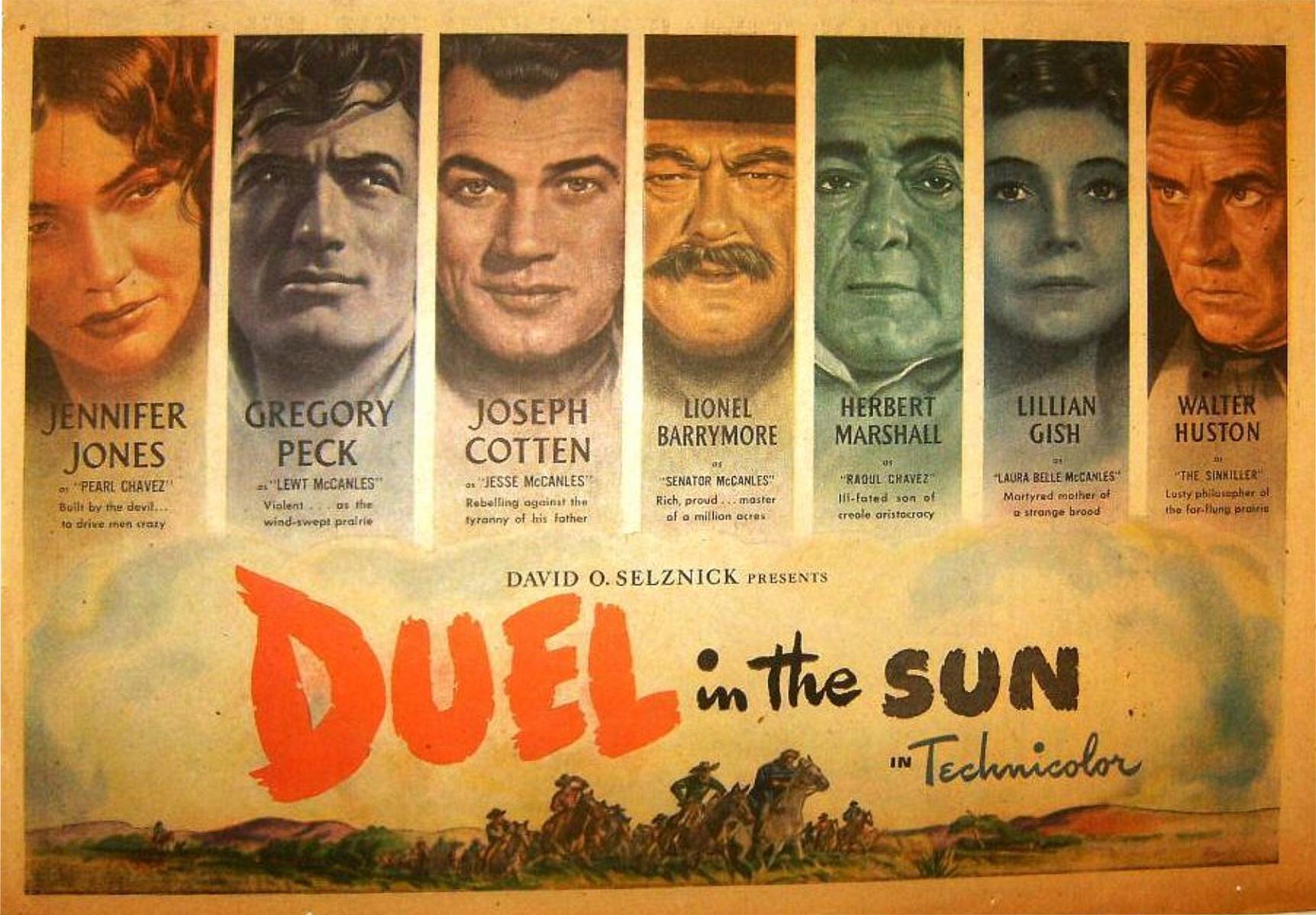 Duelo al sol (1946) - Filmaffinity