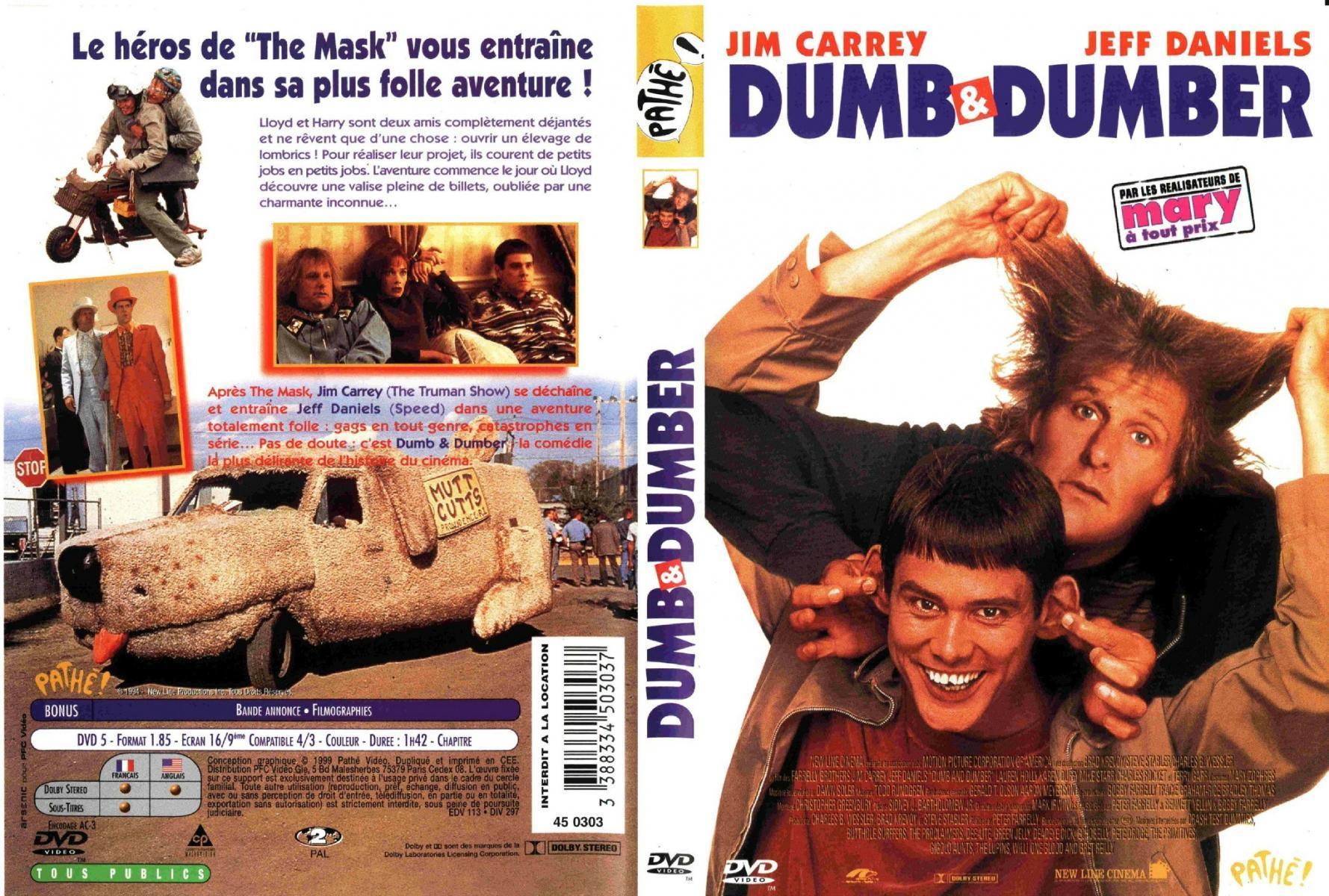 Dumb And Dumber 1994 Filmaffinity