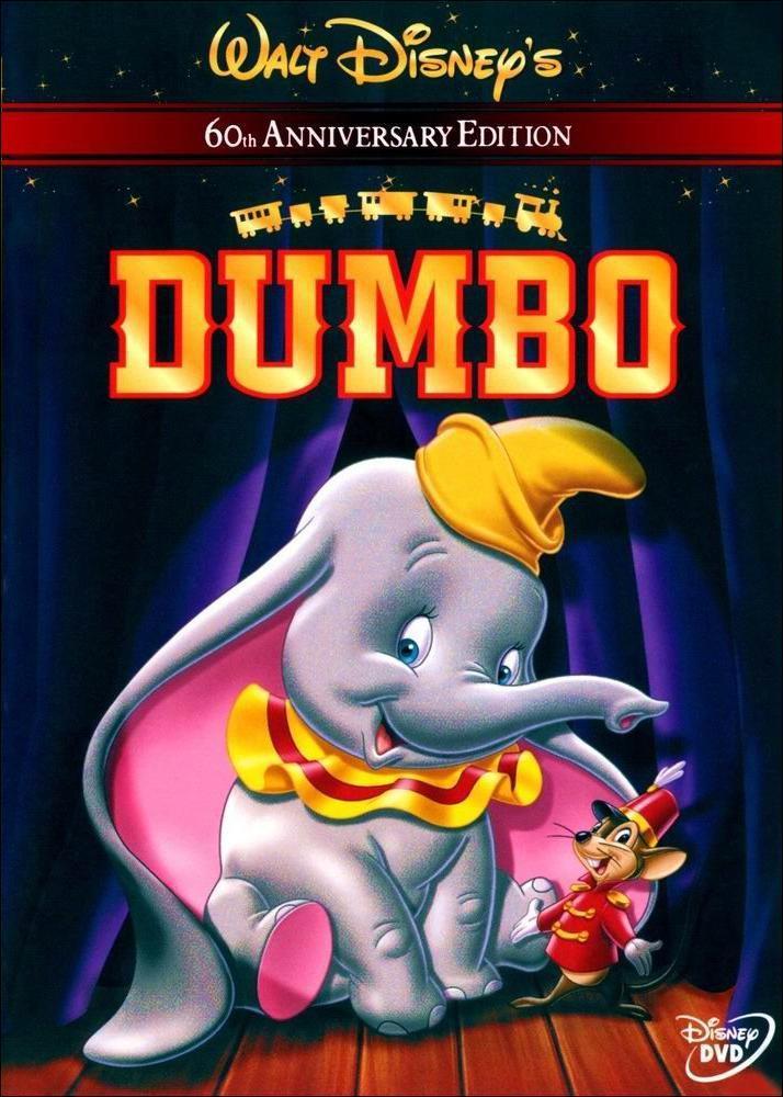 Dumbo (1941) BRRip 720p Latino – Ingles