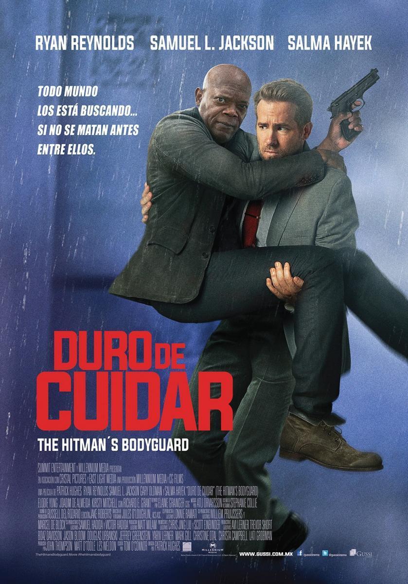Duro De Cuidar (DVDRip Latino) 2017