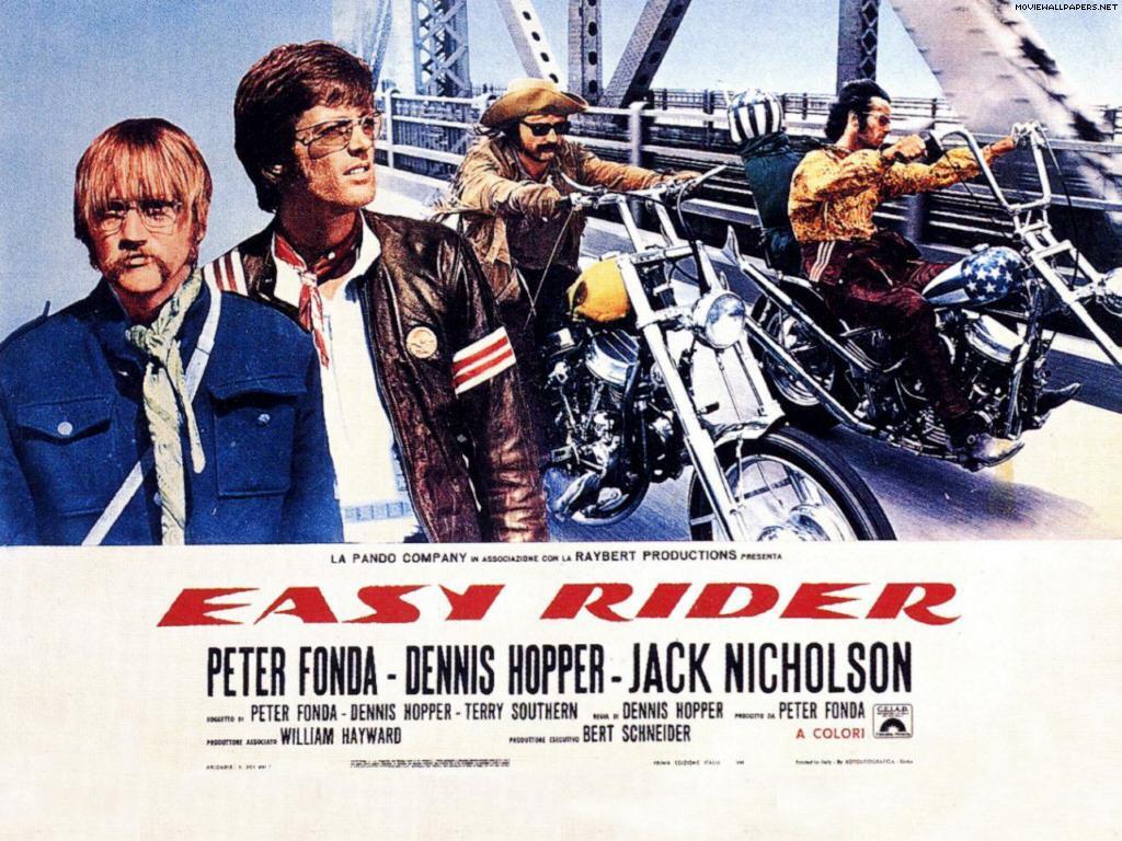 Easy Rider Buscando Mi Destino 1969 Filmaffinity