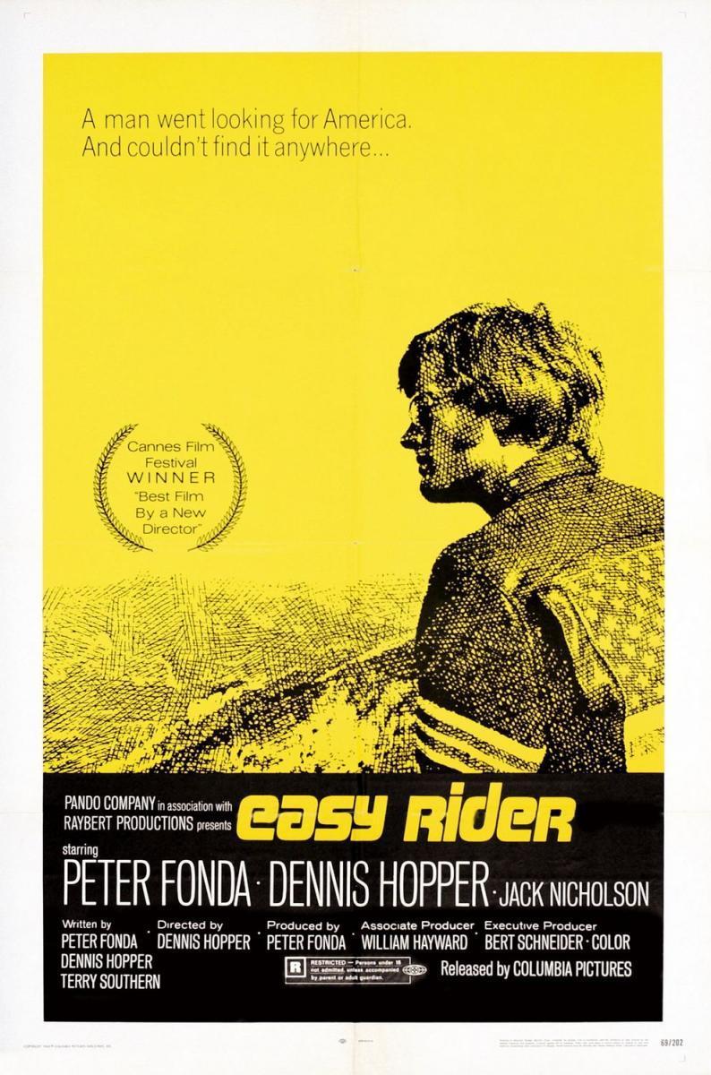 Easy Rider (Buscando mi destino) (1969) Descargar y ver Online Gratis