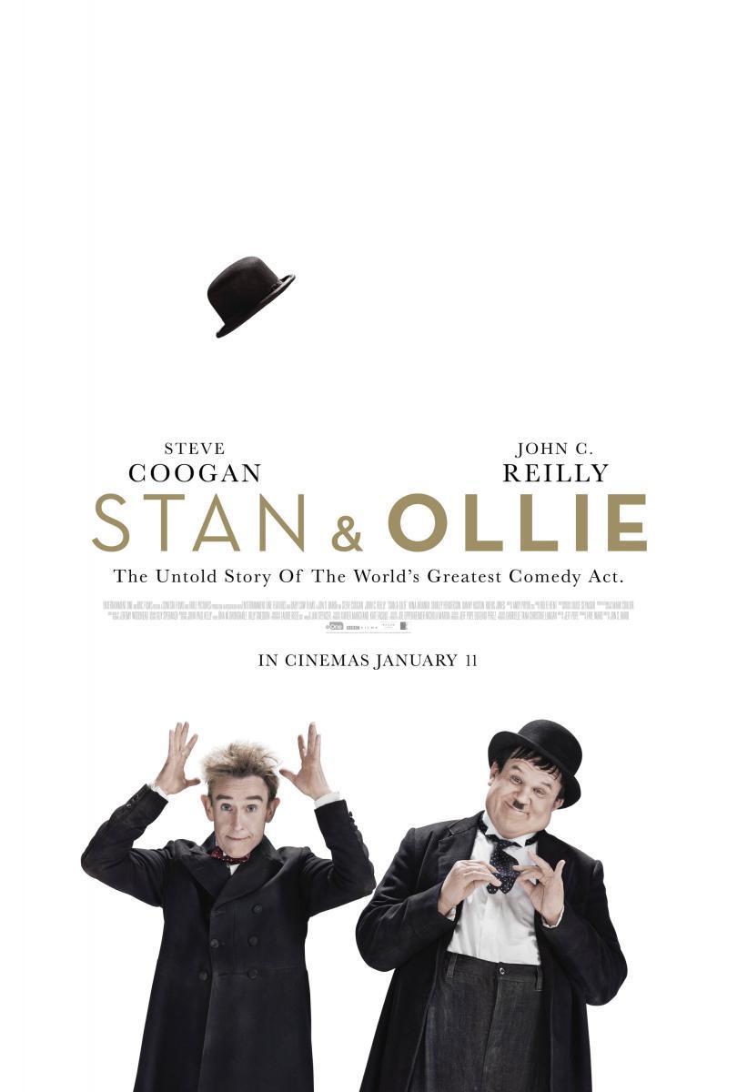 El Gordo Y El Flaco Stan Ollie 2018 Filmaffinity