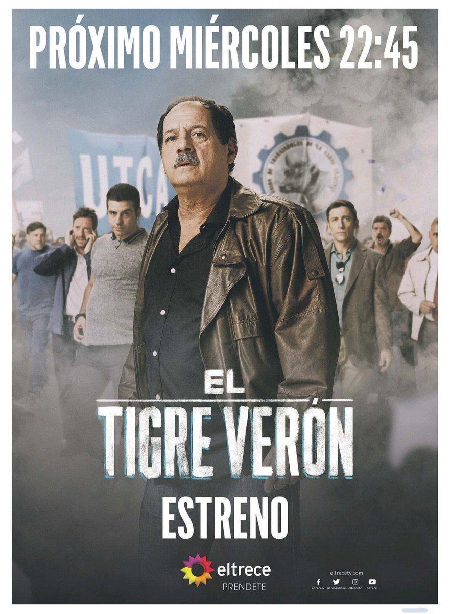 El Tigre Verón (Miniserie de TV) (2019) - Filmaffinity
