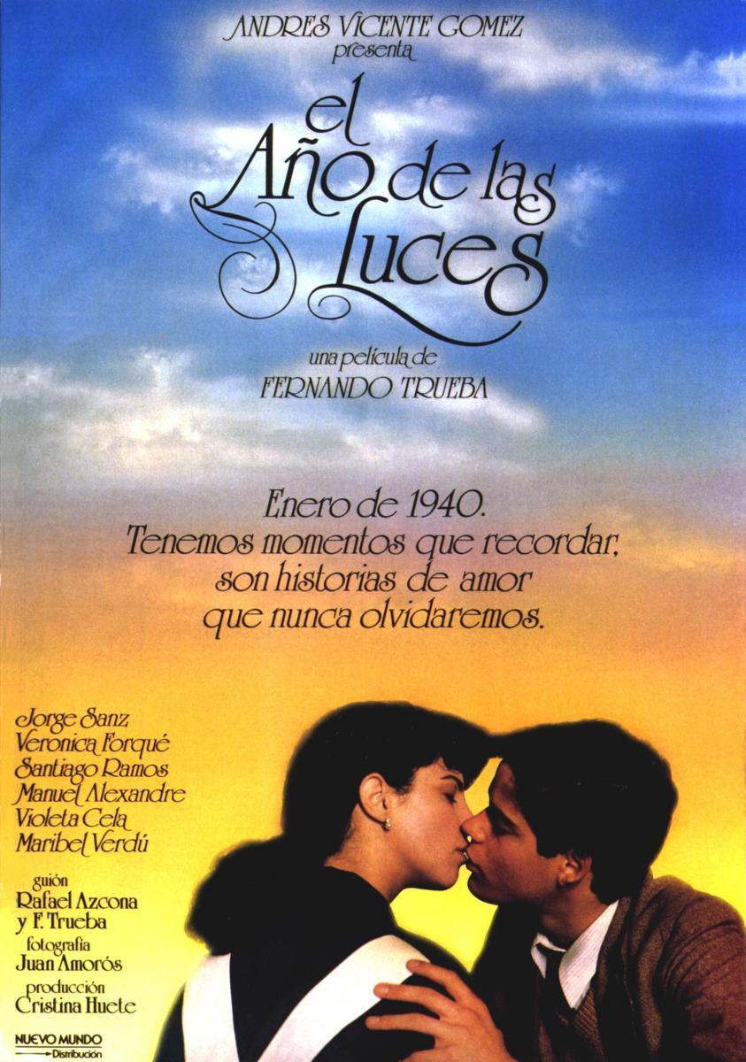 El Año De Las Luces 1986 Filmaffinity