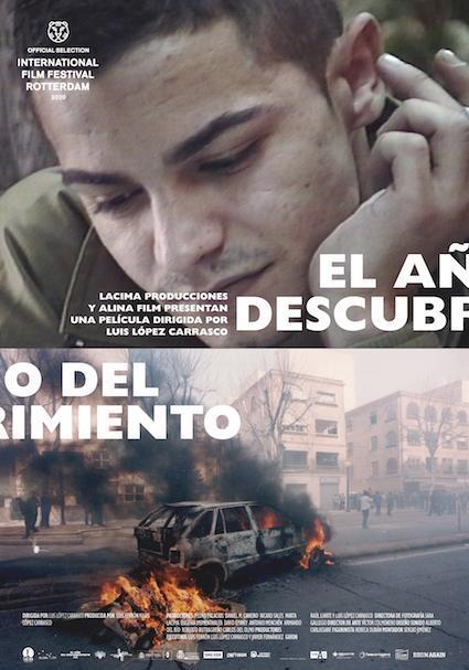 El año del descubrimiento (2020) - Filmaffinity
