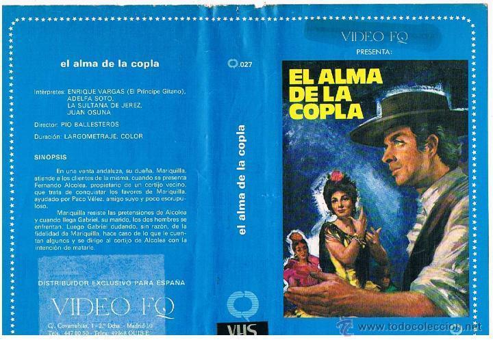 El Alma De La Copla 1964 Filmaffinity