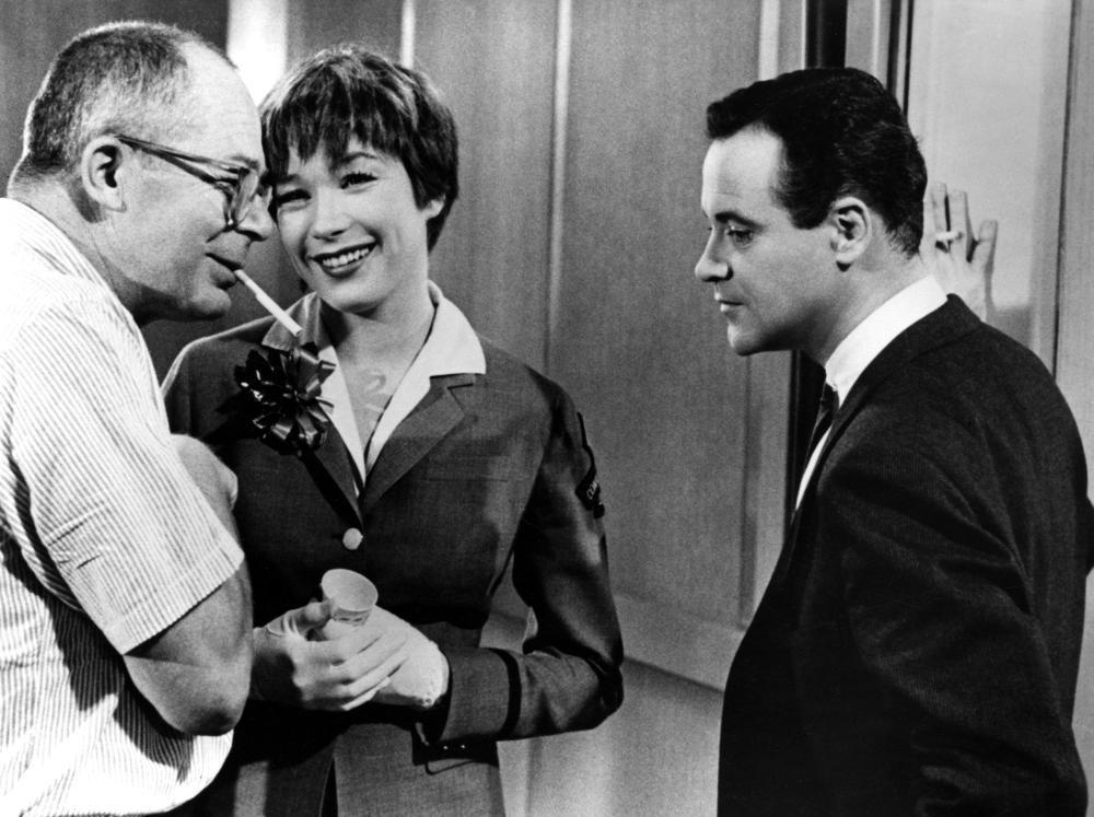 El apartamento (1960) - Filmaffinity