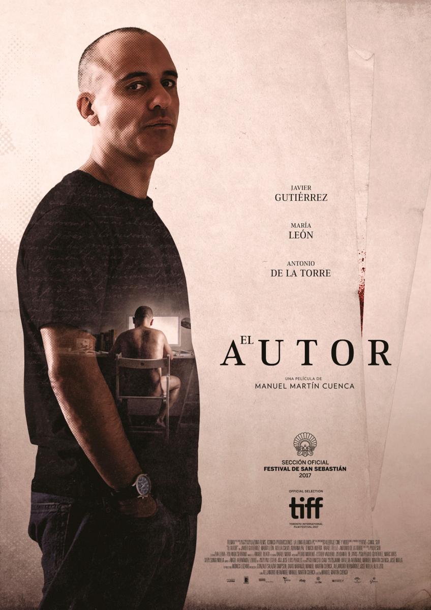 El autor (2017) - Filmaffinity