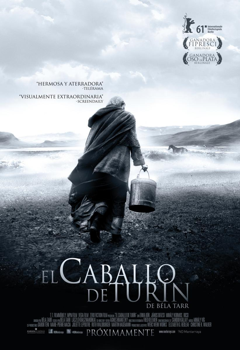 The Turin Horse 2011 DVD R2 PAL Sub