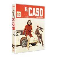 El caso. Crónica de sucesos (Serie de TV) - Dvd