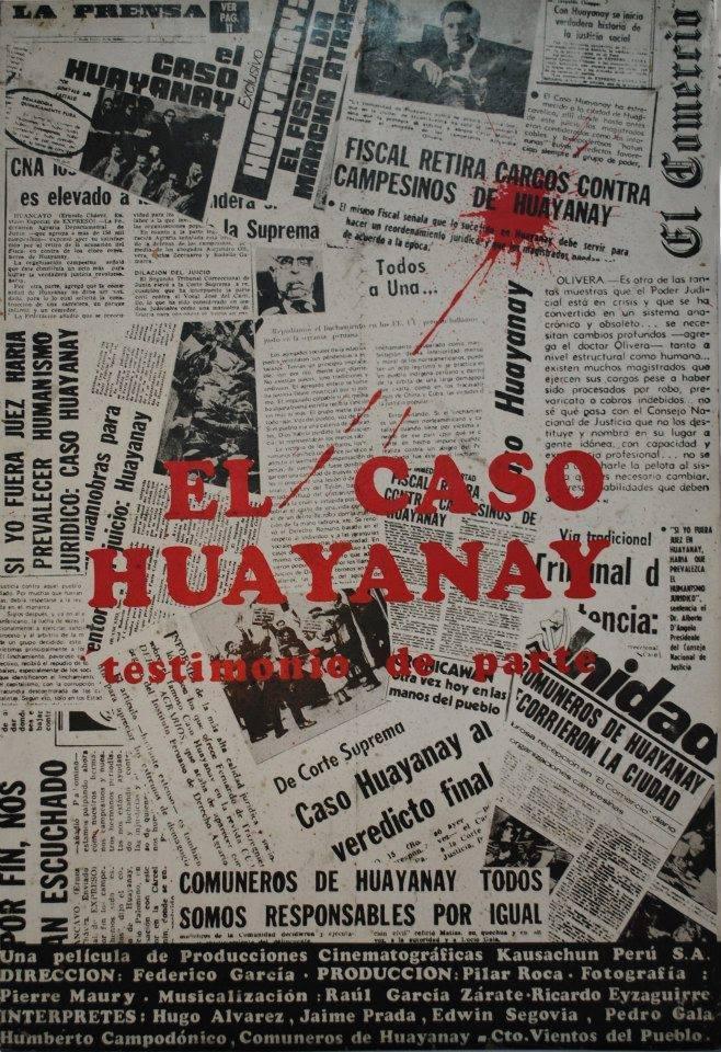 Resultado de imagen para el caso huayanay