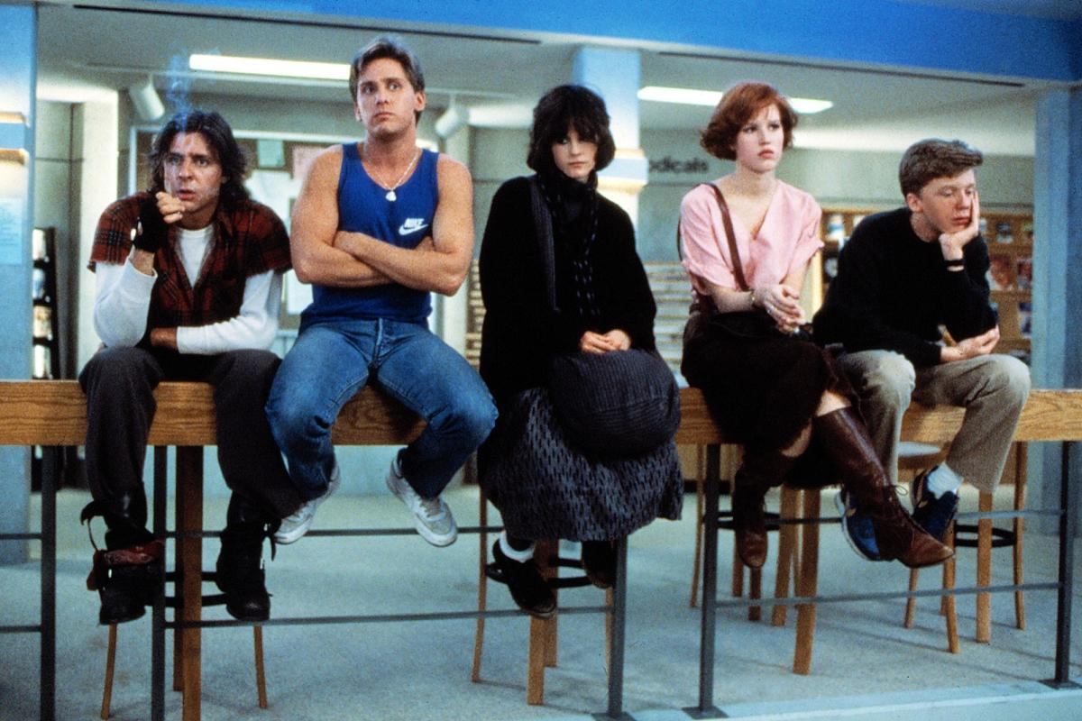 The Breakfast Club | El Club de los Cinco | Crítica de cine | El Fotograma | El Diario Vasco