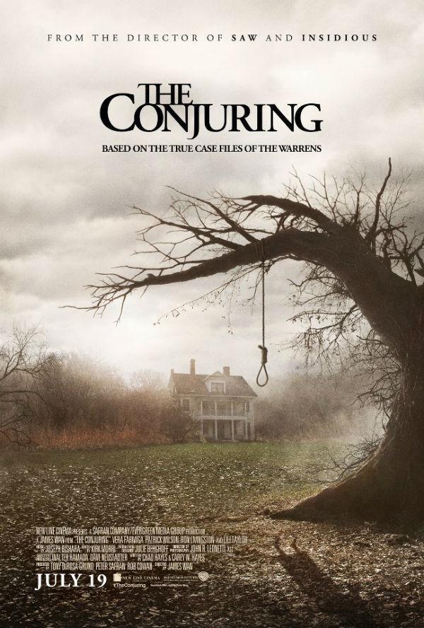 El Conjuro (2013) BRRip 1080p Latino – Ingles