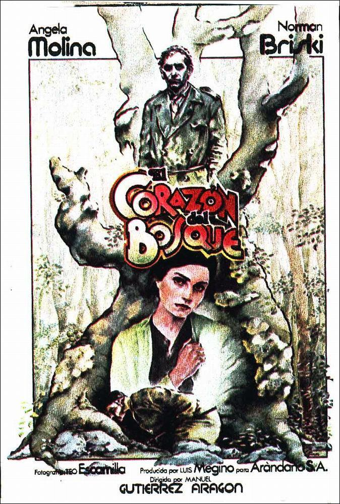 El Corazon Del Bosque 1979 Filmaffinity