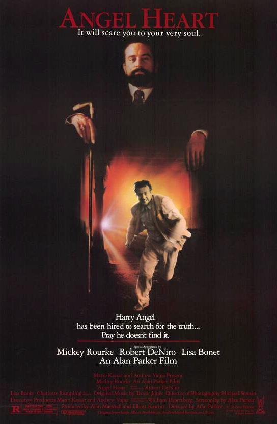 El corazón del ángel (1987) - Filmaffinity
