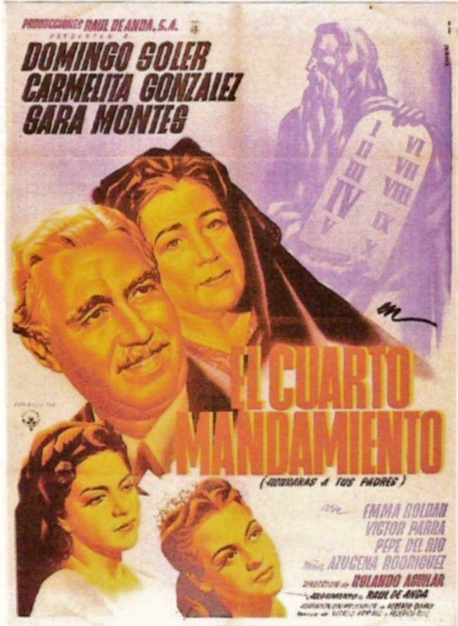 El cuarto mandamiento (1948) - Filmaffinity
