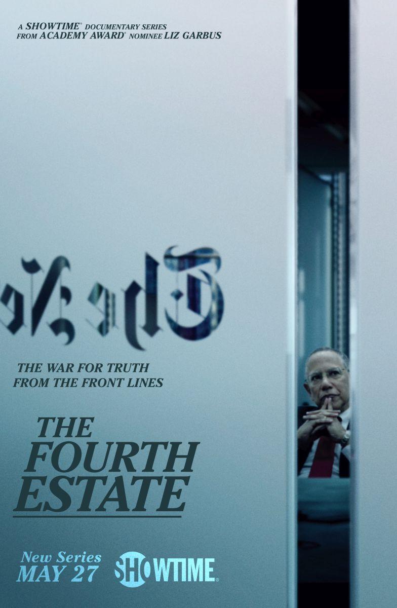 El cuarto poder (Serie de TV) (2018) - Filmaffinity