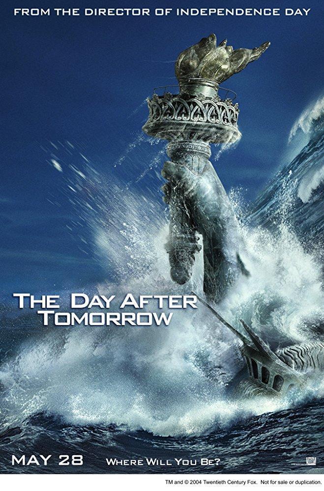 Ver pelicula el dia despues de mañana
