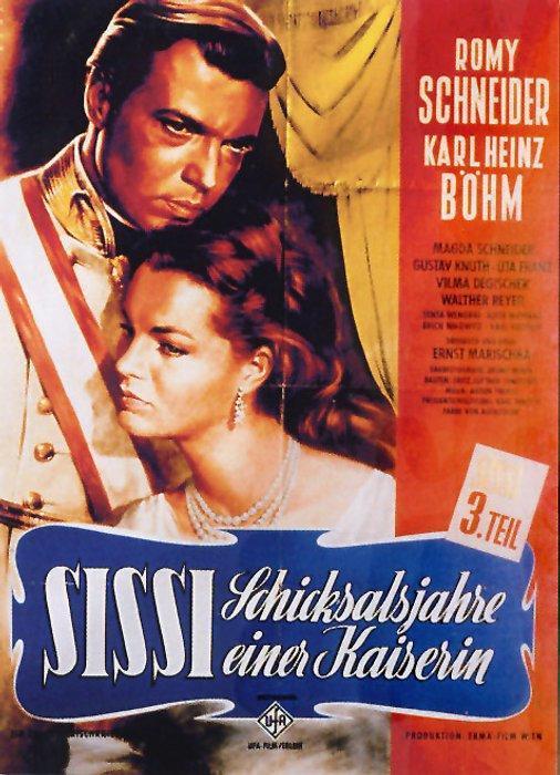 El Destino De Sissi 1957 Filmaffinity