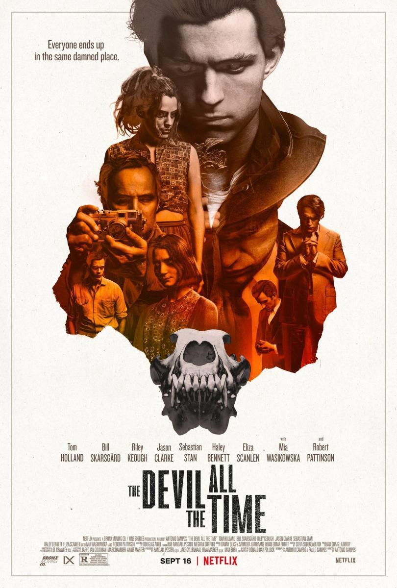 El diablo a todas horas (2020) - Filmaffinity