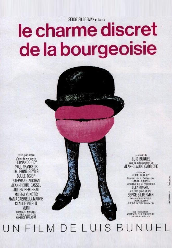 El discreto encanto de la burguesía (1972) - Filmaffinity