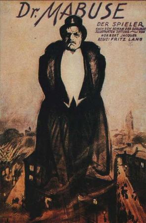 El doctor Mabuse (Dr. Mabuse, el jugador)